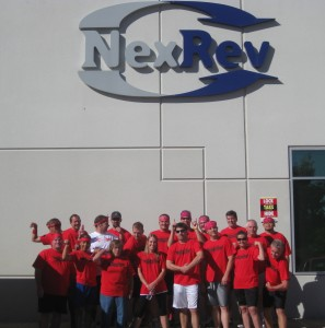 NexRev Onsite Dallas Fitness Group