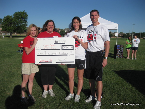 Coppell 5k Run - Special Olympics