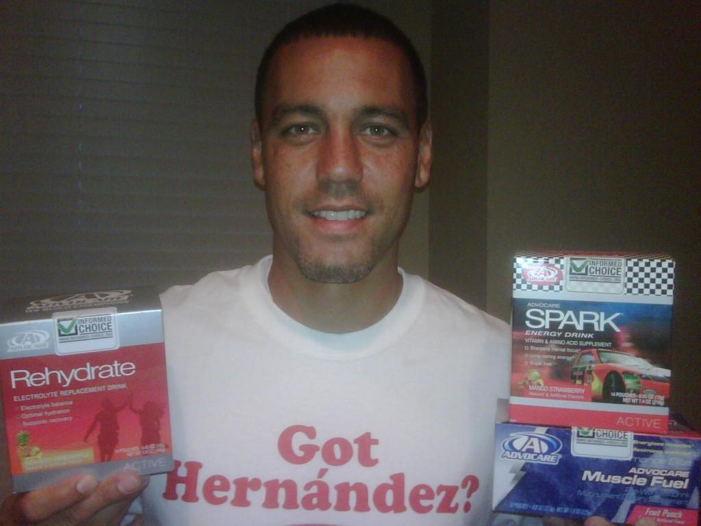 FC Dallas Midfielder Daniel Hernandez!