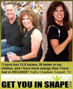 #2 Coppell Fitness Before After Kathy
