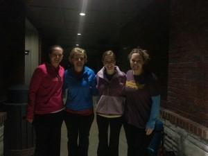 Team - All The Sweaty Ladies