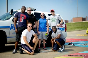 Coppell Fitness - Pushups For Charity (22)