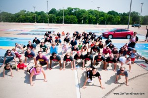 Coppell Fitness - Pushups For Charity (7)