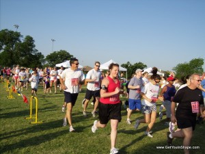Coppell 5k Run