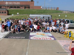 Coppell Pushups For Charity Challenge 2011