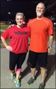 Beth convinced her father-in-law, Billy, to join Get You In Shape. Now they both enjoy working out together.