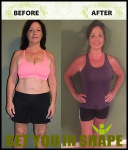 Robin McCune Before & After